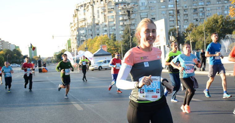 The bright side: Bucharest 10 km