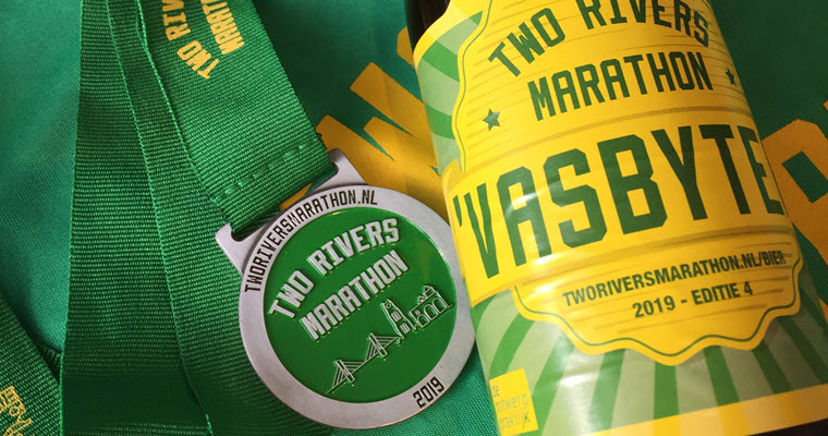 The Two Rivers Marathon: A rainbow nation themed race in the heart of Europe's lowlands